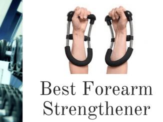 Forearm Strengthener
