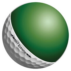 Two-piece Golf Balls