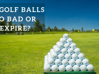 Do golf balls go bad or expire