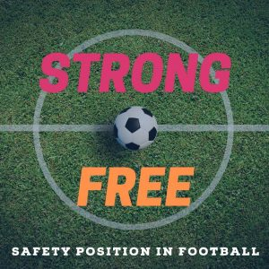 Strong safety vs. Free safety