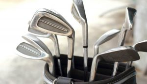 different types of golf irons